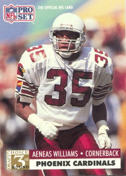 Aeneas Williams - Chicago Cardinals - Arizona Cardinals - St. Louis Cardinals - Phoenix Cardinals
