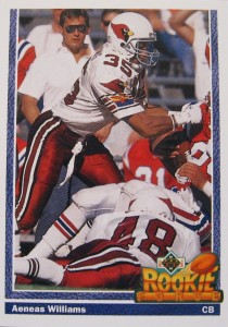 Aeneas Williams - St. Louis Cardinals - St. Louis Rams