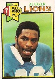 Al Baker - Detroit Lions - Defensive End