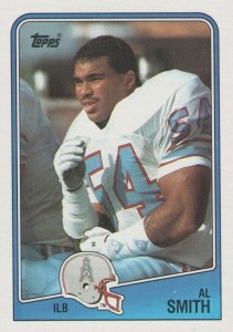 Al Smith - Houston Oilers