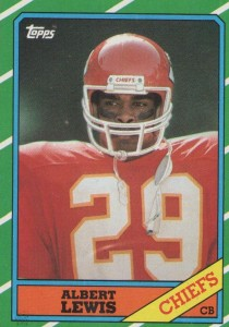 Albert Lewis - Kansas City Chiefs
