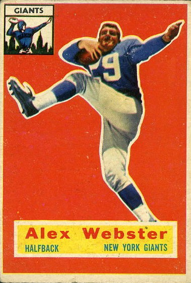 Alex Webster - New York Giants