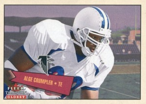 Alge Crumpler - Atlanta Falcons - Tight End