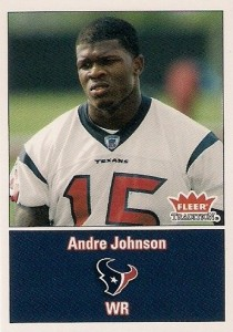 Andre Johnson - Houston Texans - Wide Receiver
