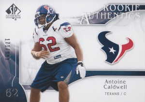 Antoine Caldwell - Houston Texans - Center