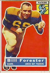 Bill Forester - Green Bay Packers