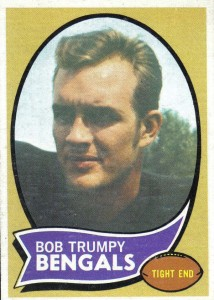 Bob Trumpy - Cincinnati Bengals - Tight End