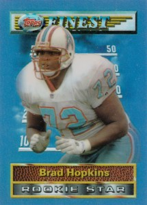 Brad Hopkins - Houston Oilers