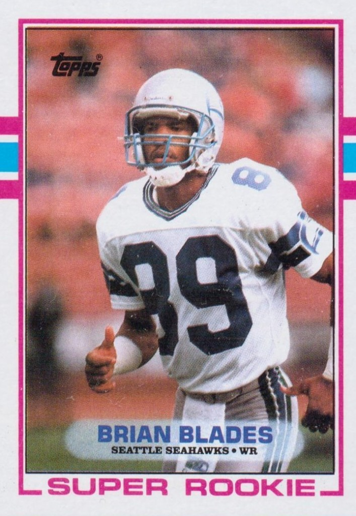 Brian Blades - Seattle Seahawks