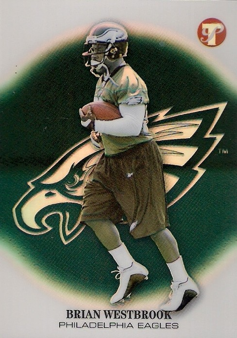 Brian Westbrook - Philadelphia Eagles