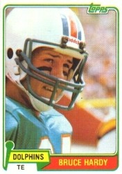 Bruce Hardy - Miami Dolphins