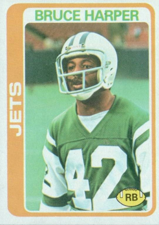 Bruce Harper - New York Jets