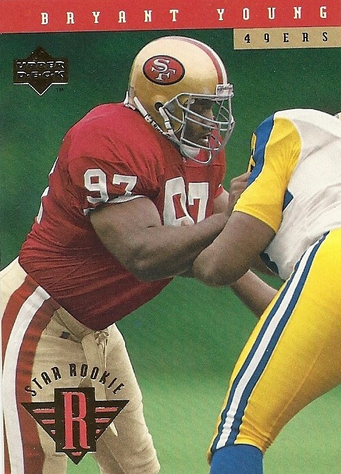 Bryant Young - San Francisco 49ers