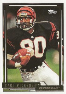 Carl Pickens - Cincinnati Bengals - Wide Receiver