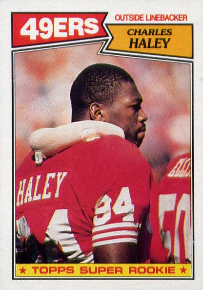 Charles Haley - San Francisco 49ers