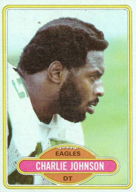 Charlie Johnson - Philadelphia Eagles