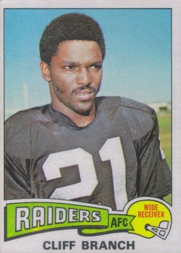 Cliff Branch - Oakland Raiders