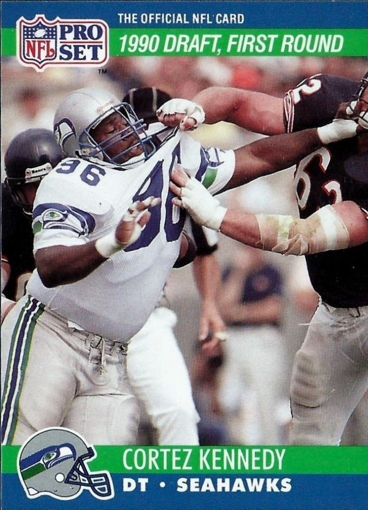 Cortez Kennedy - Seattle Seahawks