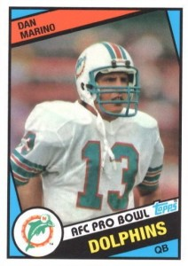 Dan Marino - Miami Dolphins - Hall of Fame - HOF
