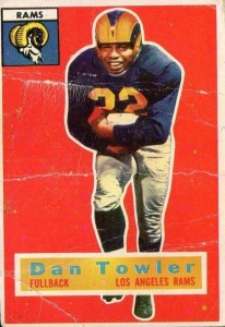 Dan Towler - Los Angeles Rams