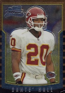 Dante Hall - Kansas City Chiefs - Kick Returner