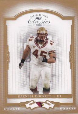 Darnell Dockett - Chicago Cardinals - Arizona Cardinals - St. Louis Cardinals - Phoenix Cardinals