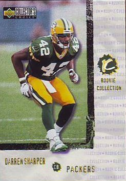 Darren Sharper - Green Bay Packers