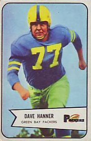 Dave Hanner - Green Bay Packers