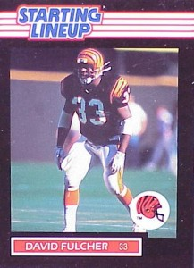 David Fulcher - Cincinnati Bengals - Safety