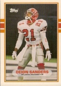Deion Sanders - Atlanta Falcons - Dallas Cowboys - Punt Returner