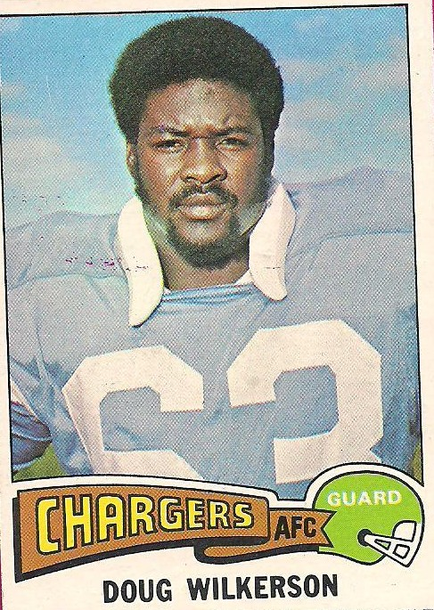 Doug Wilkerson - San Diego Chargers