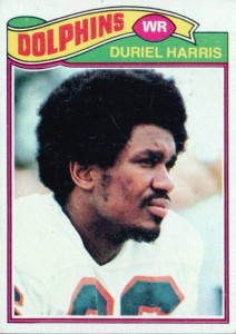 Duriel Harris - Miami Dolphins
