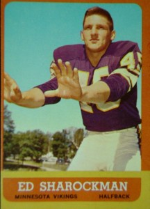 Ed Sharockman - Minnesota Vikings
