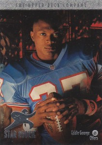 Eddie George - Tennessee Titans - Houston Oilers