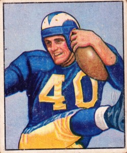 "Elroy ""Crazy Legs"" Hirsch - Los Angeles Rams"