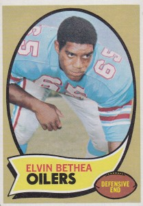 Elvin Bethea - Houston Oilers