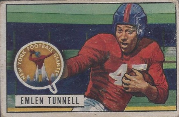 Emlen Tunnell - New York Giants