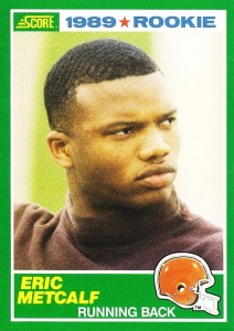 Eric Metcalf - Cleveland Browns - Running Back
