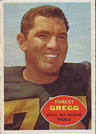 Forrest Gregg - Green Bay Packers