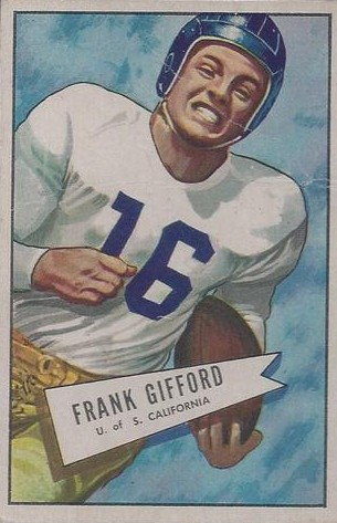 Frank Gifford - New York Giants