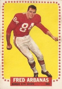 Fred Arbanas - Kansas City Chiefs