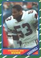 Freddie Joe Nunn - Chicago Cardinals - Arizona Cardinals - St. Louis Cardinals - Phoenix Cardinals