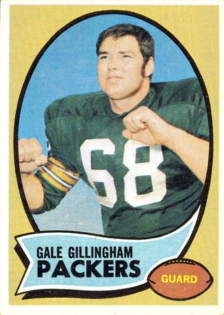 Gale Gillingham - Green Bay Packers