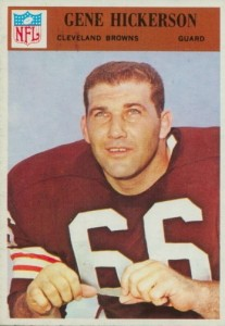 Gene Hickerson - Cleveland Browns - Offensive Guard