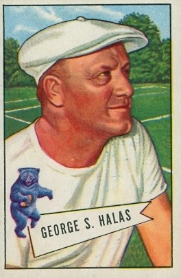 George Halas - Chicago Bears