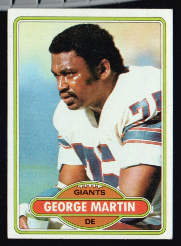 George Martin - New York Giants