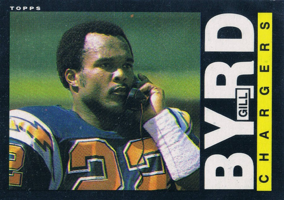 Gill Byrd - San Diego Chargers