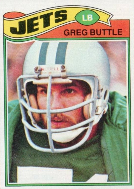 Greg Buttle - New York Jets