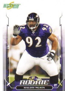 Haloti Ngata - Baltimore Ravens - Defensive Tackle