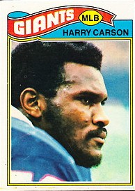 Harry Carson - New York Giants